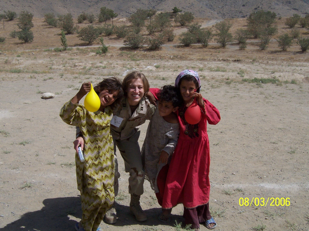 Afghanistan Refugee Camp, 2006