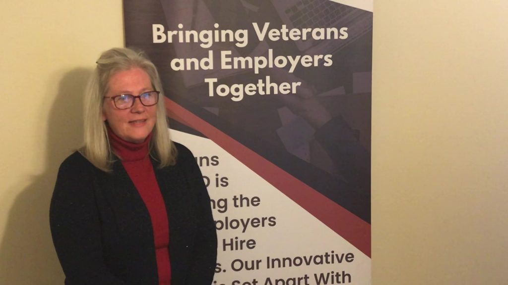 Robyn Grable of Veterans ASCEND