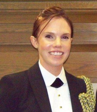 Navy veteran Julia Fletcher